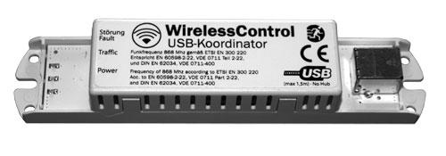 wireless usb koordinator