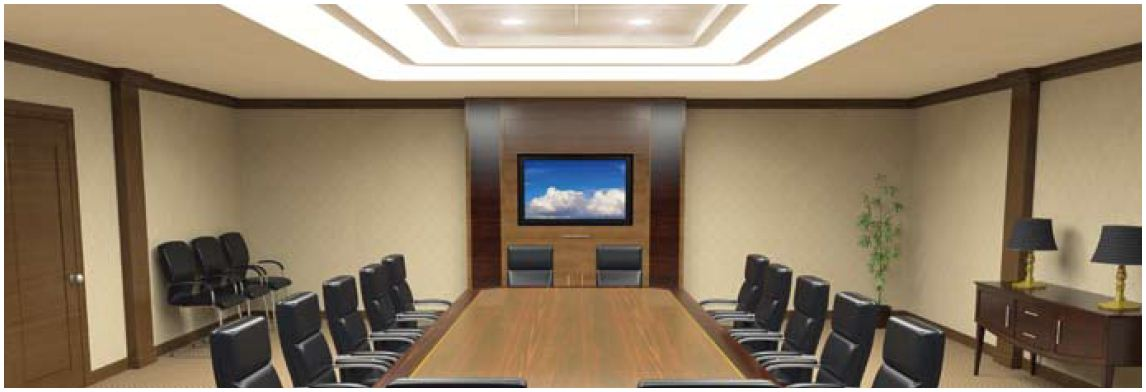 Imagebild Konferenzraum