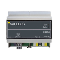safelog wireless lk250 bearb